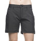 Houdini W's Action Twill Shorts Rock Black